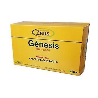 Genesis Dha Tg 1000 Omega 3 60 capsules