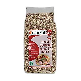 Real red and white duo quinoa seed 500 g