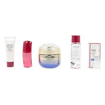 Women's Cosmetics Set Vital Perfection Uplifting & Firmend Shiseido (5 buc)