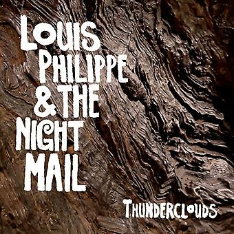 Philippe,Louis & Night Mail - Thunderclouds [Vinyl] USA import