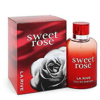 La Rive Sweet Rose Eau de parfum spray door La Rive 3 oz Eau de parfum spray