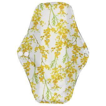 Wiederverwendbare Bambus regular Flow Menstruationspads