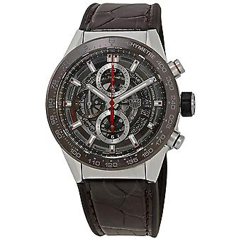 Tag Heuer Carrera Chronograph Automatic Men's Watch CAR201U.FC6405