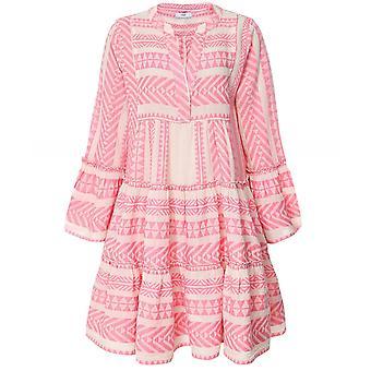 Devotion Twins Ella Embroidered Mini Dress