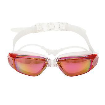 Unisex optical swimming goggles