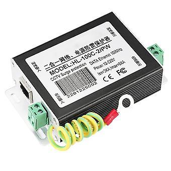Ethernet Surge Protector Lightning -vaimennin - Valvontakamera Lightning