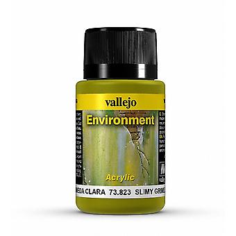 Vallejo Weathering Effects 40ml - Slimy Grime Light