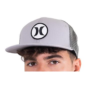 Hurley Men's Snapback Trucker Cap ~ Circle