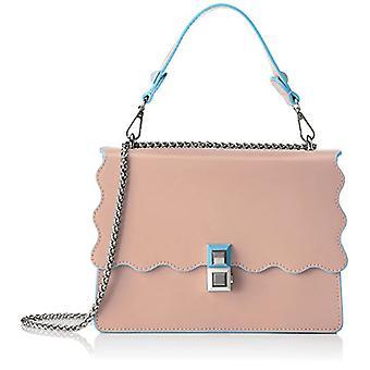 Bag Bag 8705, Women's Handbag, Pink, 26x18x8 cm (W x H x L)