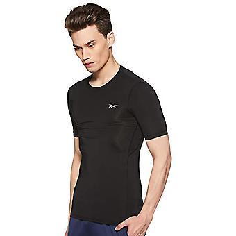 Reebok Wor SS Comp Tee - Men's T-shirt, Men's T-shirt, FP9118, Black, S