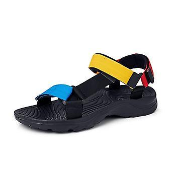 Summer Breathable Walking Men Shoes Lightweight Gladiator Sandals