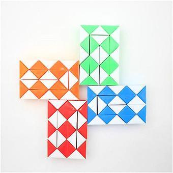 Decompression Magic Cube Stickerless Puzzle, Professional Educational