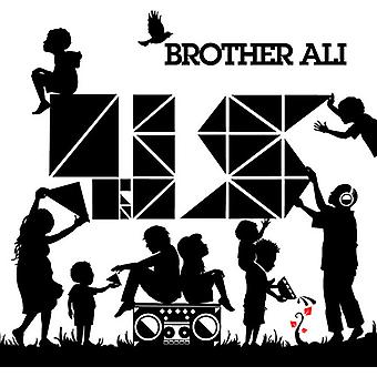 Brother Ali - Us [CD] USA import