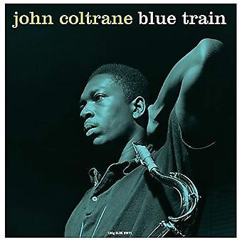 John Coltrane - Blå Tåg Blå Vinyl