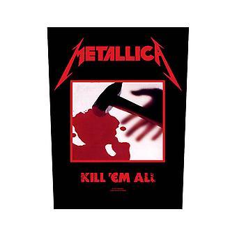 Metallica - Kill 'em all Back Patch