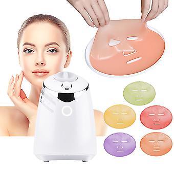 Mini Automatische Frucht Gesichtsmaske Maker DIY Natürliche Kollagen Gesichtsmaske Maschine Verwenden Sie Schönheitsgeräte