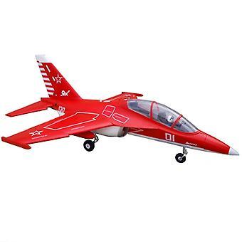 FMS Jak 130 EDF 70MM V2 ARTF Červená