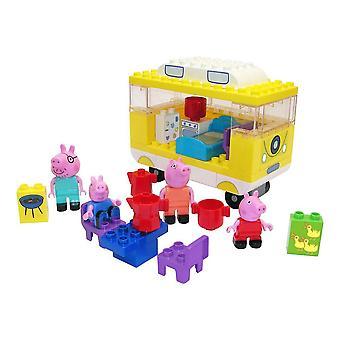 BIG-Bloxx Campervan Bouwset Speelgoed Speelset