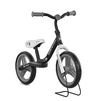 Byox Wheel Zig-Zag, EVA däck, sadel justerbar från 36-45 cm från 12 månader