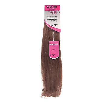 "Hair extensions Extensions European Weave Diamond Girl 20"" Nº 33"