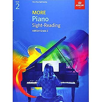 More Piano Sight-Reading, Grade 2 (ABRSM Sight-reading)
