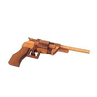 The Gun Interlocking Puzzle Gp608
