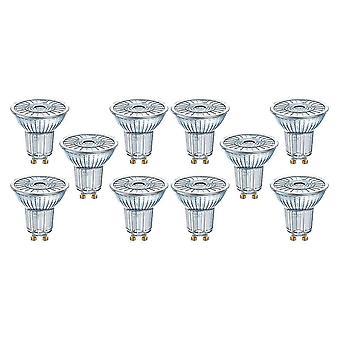 Flood spot lights led super star par16/led reflector lamp  par16  for line voltage operation  with pin base: gu10