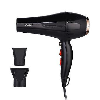 Hair dryers ckeyin professional hair dryer low noise blow dryer ceramic blade electric hair clipper cordless
