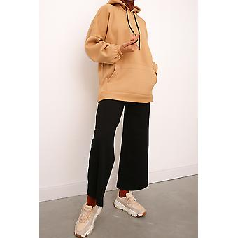 Comfy Thermal Lined Hooded Sweatshirt