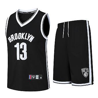 Nba Houston Rockets James Harden #13 Koripallo jersey, shortsit (aikuisten koko)