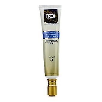 Roc retinol Correxion sensitive creme de noite (pele sensível)-30ml/1oz