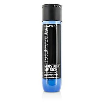 Matrix Total Results Moisture Me Rich Glycerin Conditioner (for Hydration) - 300ml/10.1oz