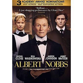 Importar de Estados Unidos Albert Nobbs [DVD]