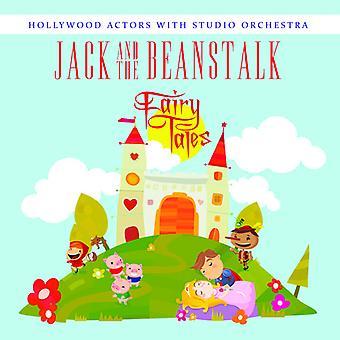 Hollywood-acteurs met Studio Orchestra - Jack & de Beanstalk USA import
