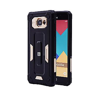 32nd Hard Defender case for Samsung Galaxy A5 (2016) SM-A510 - Gold