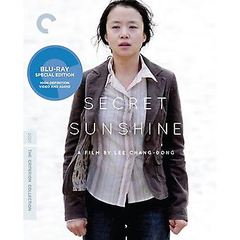Secret Sunshine [BLU-RAY] USA import