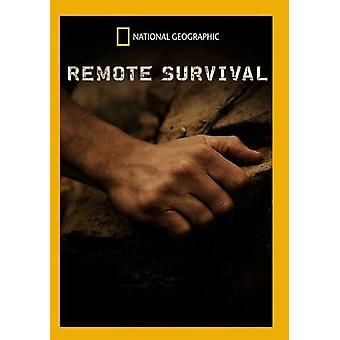Remote Survival [DVD] USA import