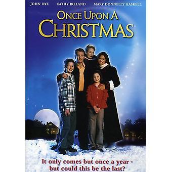 Una vez importación de Estados Unidos sobre a Christmas [DVD]