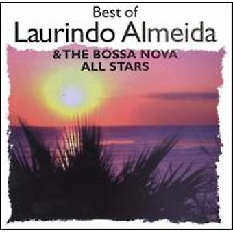 Laurindo Almeida & Bossa Nova - Best of Laurindo & Bossa Nova [CD] USA import