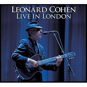 Leonard Cohen - Live in London [CD] USA import