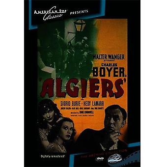 Alger [DVD] USA import