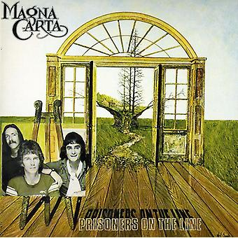 Magna Carta - Prisoners on the Line [CD] USA import