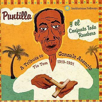 Puntilla - importer des USA Y El Conjunto Todo Rumbero [CD]