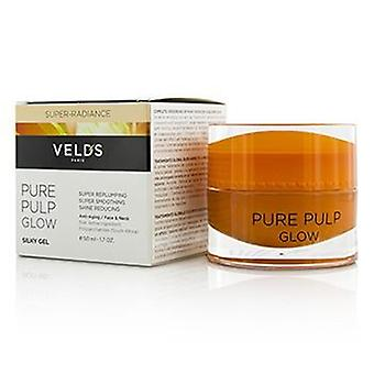Veld's Pure Pulp Glow Silky Gel For A Tailored Healthy Glow - 50ml/1.7oz