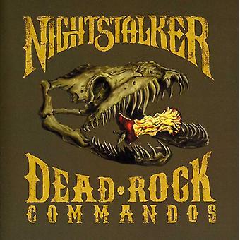 Nightstalker - Dead Rock Commandos [CD] USA import