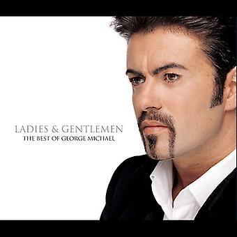 George Michael - damer & herrer-bedste af Geo [CD] USA import