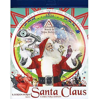 Santa Claus (Multiple Language/Bonus Materials) [BLU-RAY] USA import