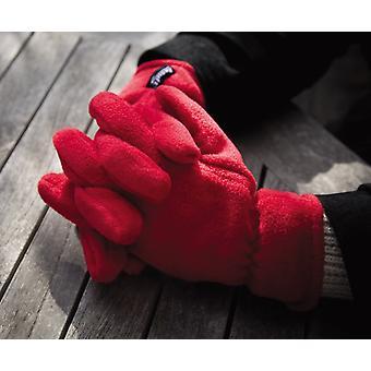 Resultatet aktiva Fleece handskar-R144X