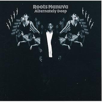 Roots Manuva - Alternately Deep [CD] USA import
