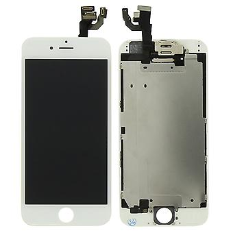 iPhone 6 screen including all components pre-assembled-White